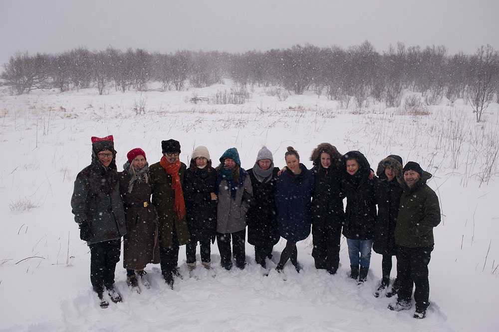 The board meeting in Kvalnes, February 2016